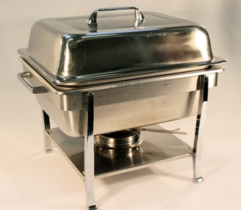 4 qt. Stainless Chafing Dishes