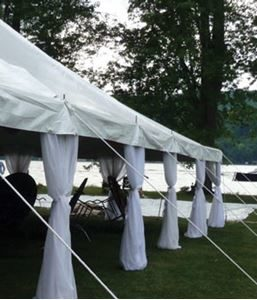 Pole Covers & Draping