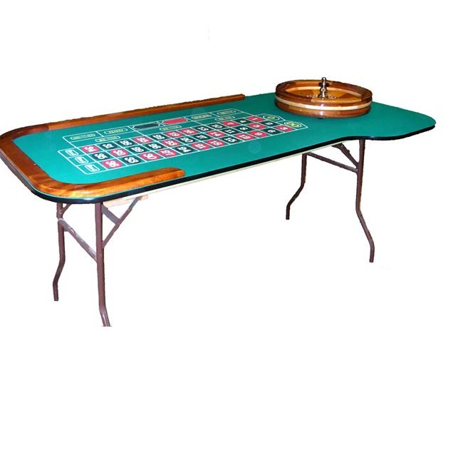 Roulette Tables Alleen Company Catalog