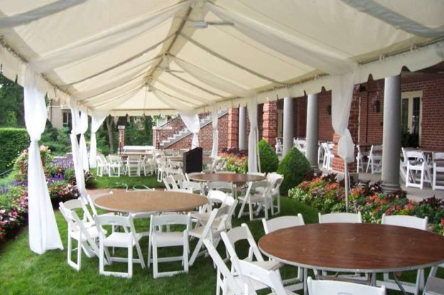 Walkway Frame Tent The Alleen Company