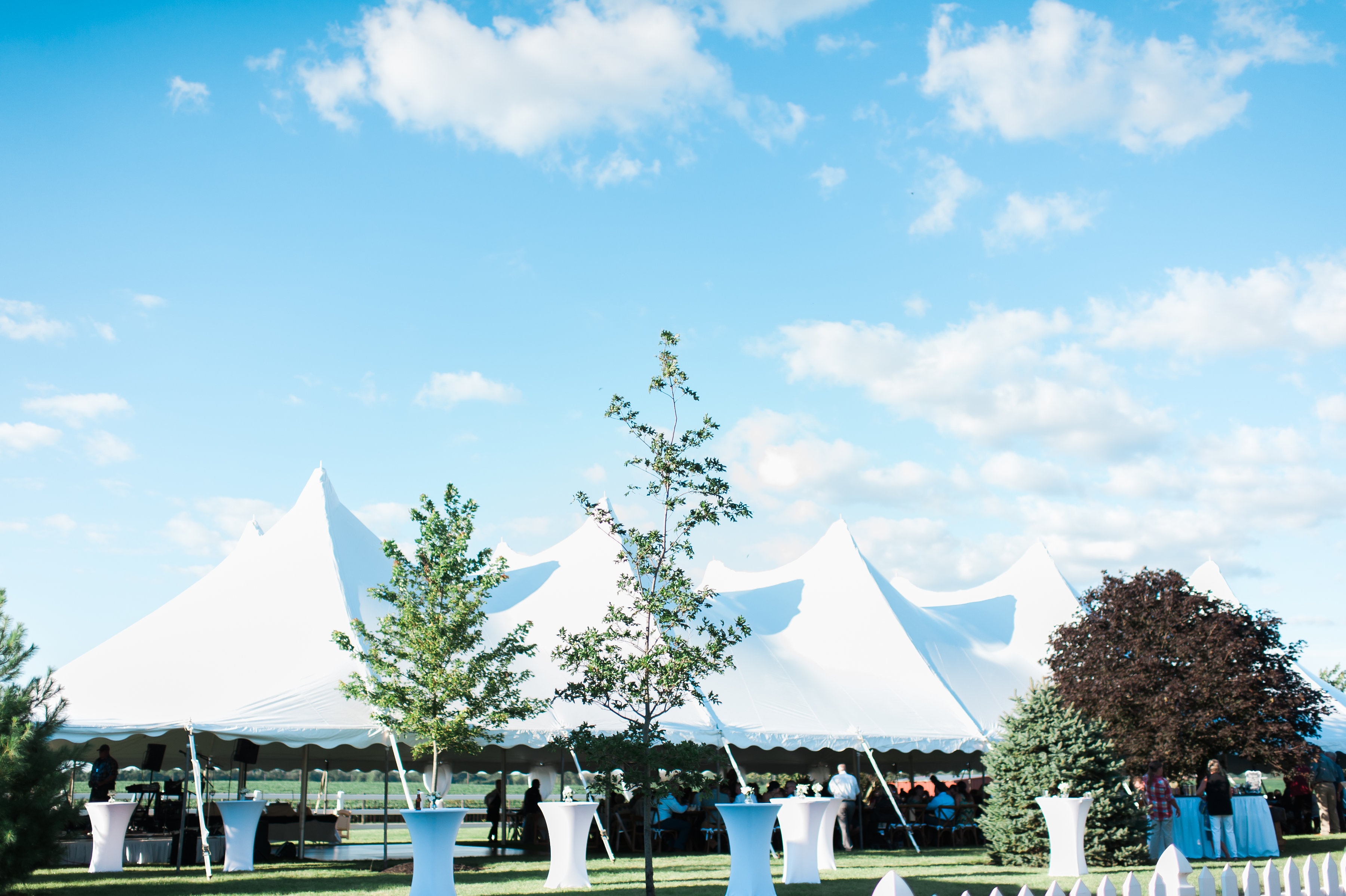 Corporate Event Rentals Outdoor Tent